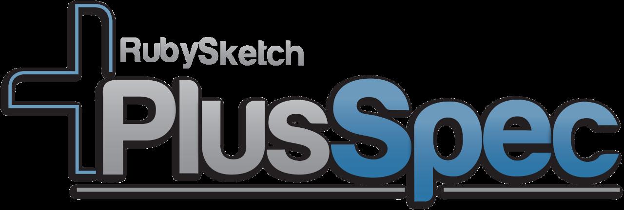 PlusSpec for SketchUp 3D CAD & Estimation Software Logo